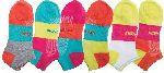 Cherokee Uniforms S104783W **NEW** 6 pr bundle Skechers No Show Socks