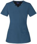 "Cherokee Uniforms SA600A ""Madison"" Mock Wrap Top"
