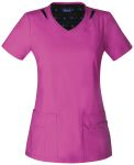 "Cherokee Uniforms SA601A ""Paris"" V-Neck Top"