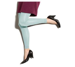 Cherokee Uniforms TF371 10-15 mmHg Footless Opaque Tights
