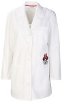 "Cherokee Uniforms TF400 **NEW** 32"" Lab Coat"