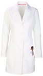 "Cherokee Uniforms TF401 **NEW** 33"" Lab Coat"