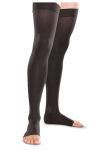 Cherokee Uniforms TF741 20-30 mmHg Thigh High Open Toe