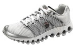 Cherokee Uniforms TUBESRUN Athletic Footwear with Tubes Outsole