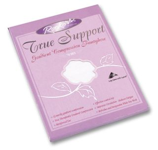 Cherokee Uniforms YTS070 1 Pair Pack of Support Pantyhose