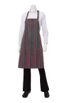 Chef Works A500 Striped Bib Apron