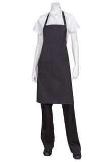 Chef Works AB012 Butcher Apron With Contrasting Ties