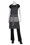 Chef Works AB034 Manhattan Bib Apron