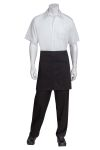 Chef Works AW004, Wide Half Bistro Apron P/C