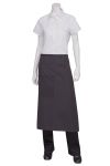 Chef Works AW014 Bistro Apron With Contrasting Ties