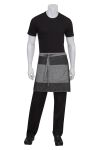 Chef Works AW046 Manhattan Half Bistro Apron