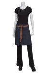 Chef Works AW048 Memphis Half Bistro Apron