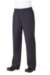 Chef Works BPST-PN Fine Stripe Better Built Baggy Pants