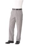 Chef Works BWCP Checkered Chef Pant
