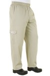 Chef Works CPST Stone J54 Cargo Pant