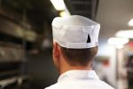 Chef Works DFWB, White Cool Vent Beanie