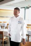 Chef Works ECHR Madrid Egyptian Cotton Chef Coat