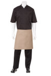 Chef Works F28 Half Bistro Apron