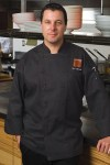 Chef Works FCCH Charcoal Executive Chef Coat