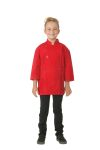 Chef Works KC001, 3/4 Sleeve Kids Coat