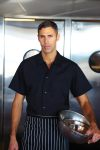 Chef Works KCBL, Black Utility Shirt