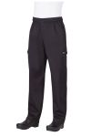Chef Works PC001, Cargo Pant 100% Cotton