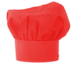 Chef Works RHAT, Red Chef Hat