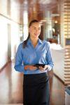 Chef Works W100, Women's Basic Dress Shirt
