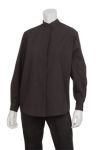 Chef Works W200 Women's Banded-Collar Shirt