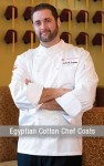 Egyptian Cotton Chef Coats