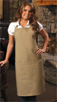 Three Pocket Butcher Apron