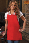 DA 200NP No Pocket Bib Apron