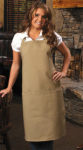 DA 223 Three Pocket Butcher Apron