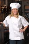 DA 900 Short Sleeve Chef Coat