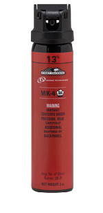 Defense Technology 43445 First Defense® MK-4, 1.3% Red Stream