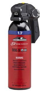 Defense Technology 56792 First Defense® MK-9, 1.3% ,Foam