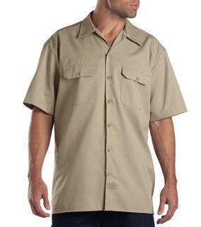 Dickies1574 Ss Work Shirt