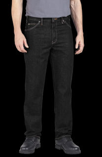 DickiesC993 Black Dow Jean