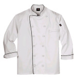 Dickies Industrial DCP103 U Excutive Chef Coat