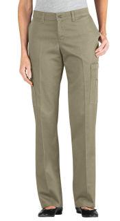 DickiesFP337 Bk Cotton Cargo Pant