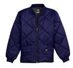 DickiesKJ242 Dmd Quilt Jacket 8-20