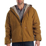 Dickies Industrial TJ350 Duck Sherpa Lined Hooded Jacket