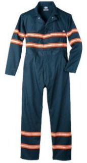 DickiesVV601 Enhanced Vis Coverall