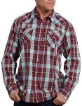 DickiesWL534 Ls Plaid Shirt