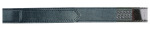 """Dutyman 1321 1-1/2"""" Hook & Loop Tip Basket Weave Leather Belt"""