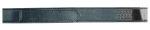 "Dutyman 1331 1-1/2"" Hook & Loop Tip Clarino Leather Belt"