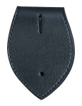 Dutyman 5305 PVC Tear Drop Badge Holder With Velcro - Small Holes