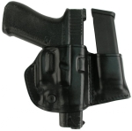 Dutyman 7211 Holster/ Magazine Combo Holder Plain