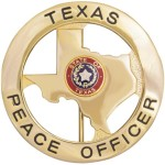 Dutyman B1001G Texas Peace Officer Round with State