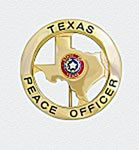 Dutyman B1001 Texas Peace Officer Round with State
